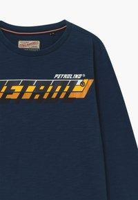 Petrol Industries - Long sleeved top - petrol blue - 3