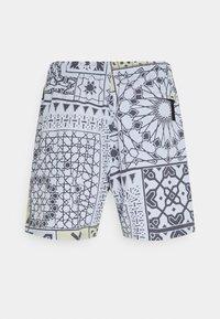 Obey Clothing - EASY PATHOS - Shorts - navy/multi - 1