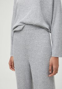 PULL&BEAR - Pantaloni - grey - 3