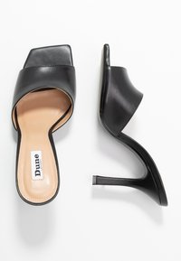 Dune London - MANTRA - Heeled mules - black