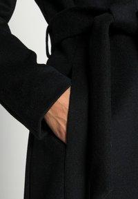 Esprit Collection - COAT - Classic coat - black - 4