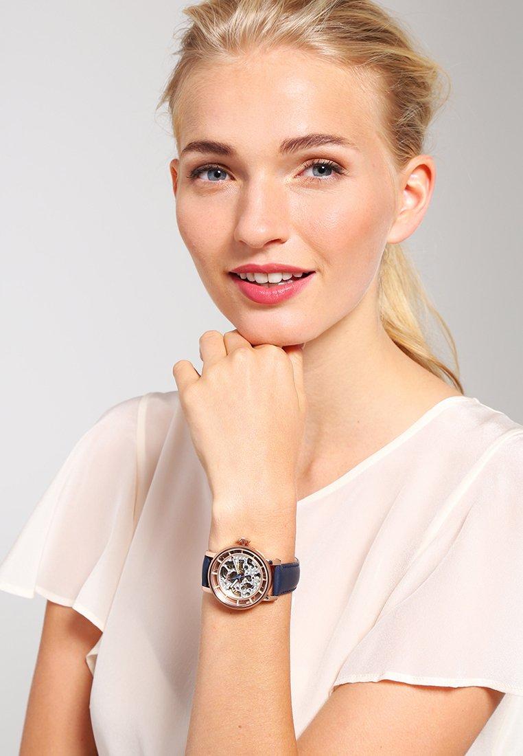 Fossil - Chronograph watch - blau