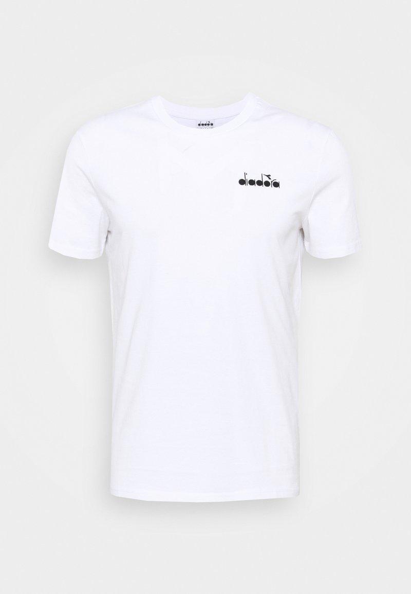 Diadora - CORE - T-shirt - bas - optical white