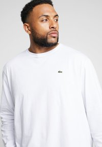 Lacoste - Long sleeved top - white - 4