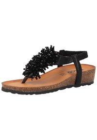 IGI&CO - T-bar sandals - nero - 1
