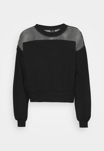 VMVENUS VIP - Sweatshirt - black