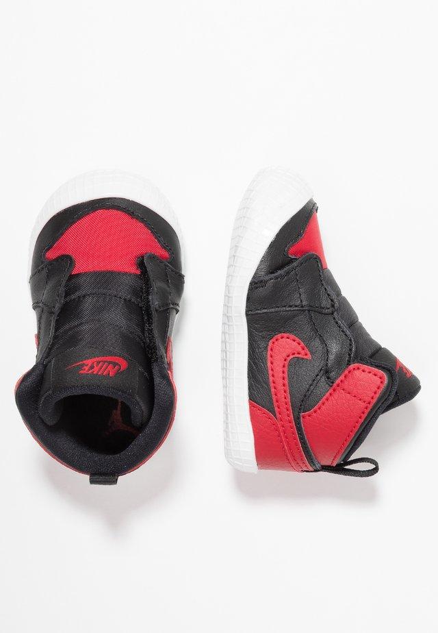 1 CRIB  - Höga sneakers - black/varsity red/white