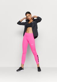 Nike Performance - FAST - Leggings - hyper pink/white - 1
