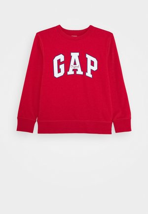 BOY LOGO CREW - Sweater - modern red
