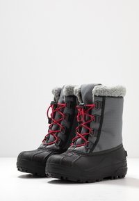 Sorel - CUMBERLAN - Winter boots - city grey/coal - 3