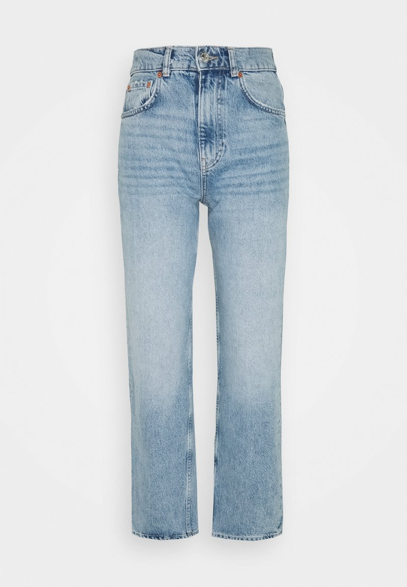Gina Tricot Petite - 90S HIGHWAIST - Relaxed fit jeans - light vintage