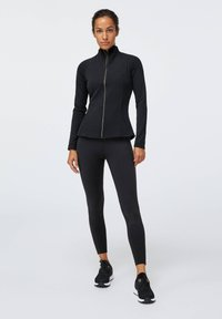 OYSHO - Training jacket - black - 1