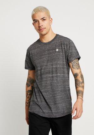 LASH - Camiseta básica - black