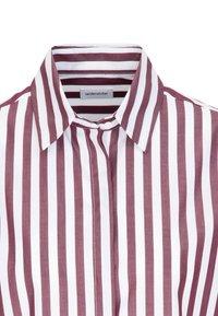 Seidensticker - LANGARM - Button-down blouse - rot - 2