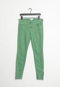 Current/Elliott - Slim fit jeans - green - 0