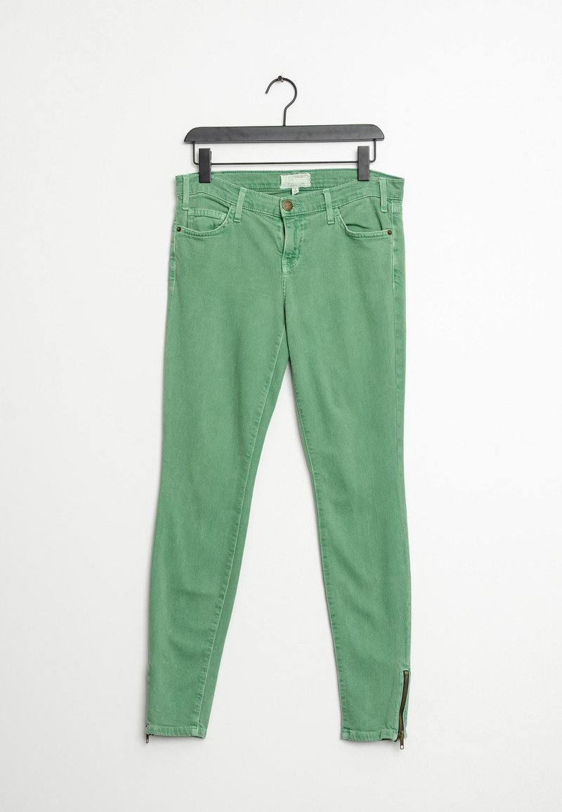 Current/Elliott - Slim fit jeans - green