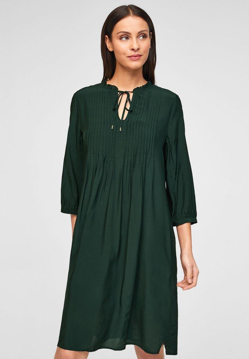 s.Oliver BLACK LABEL - Day dress - leaf green