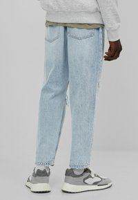 Bershka - Relaxed fit jeans - light blue - 2