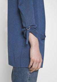 Esprit - UTILITY FINE - Cardigan - grey blue - 6