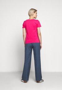 J.CREW - VINTAGE CREWNECK TEE - Basic T-shirt - sweetbriar - 2