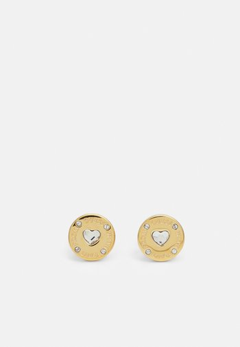 FROM GUESS WITH LOVE - Earrings - gold-coloured
