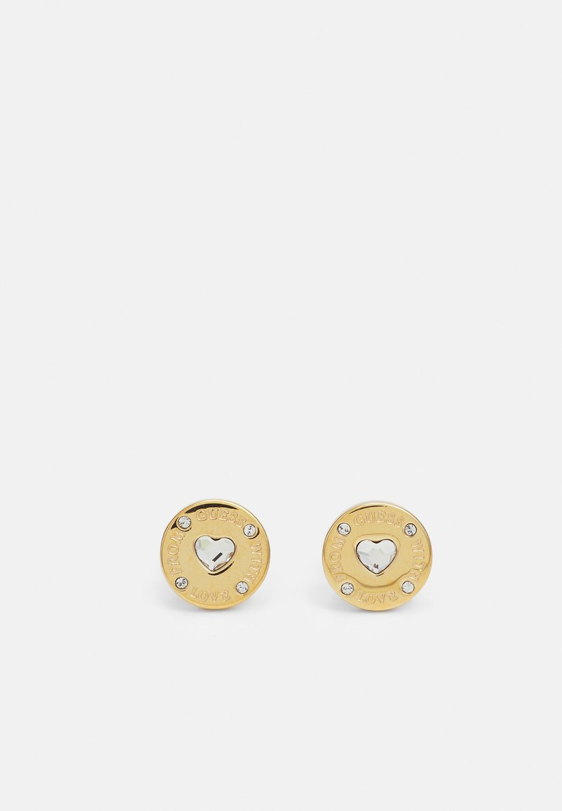 Guess - FROM GUESS WITH LOVE - Earrings - gold-coloured