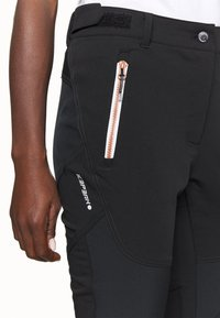 Icepeak - BRENNA - Outdoor trousers - black - 4