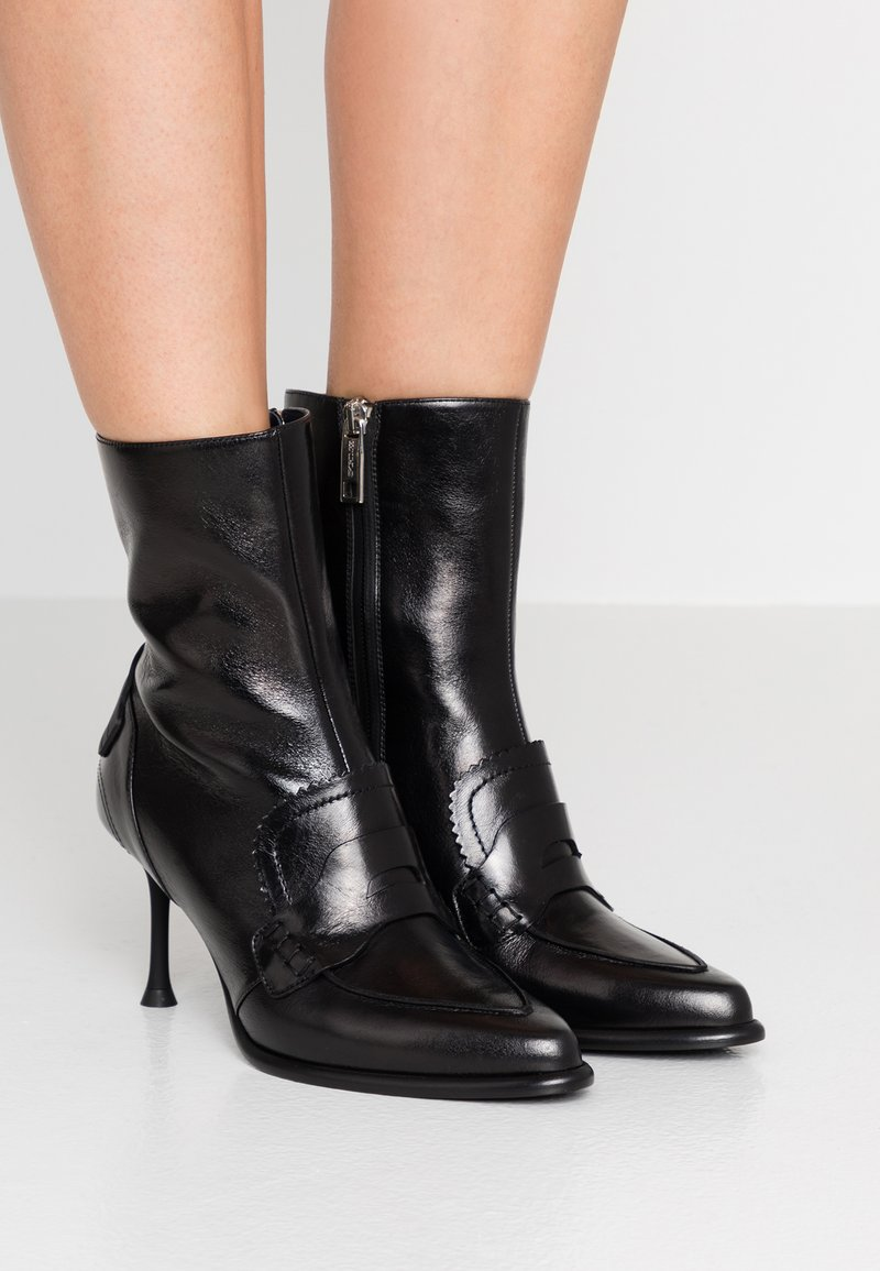 Sportmax - RIBES - Classic ankle boots - nero
