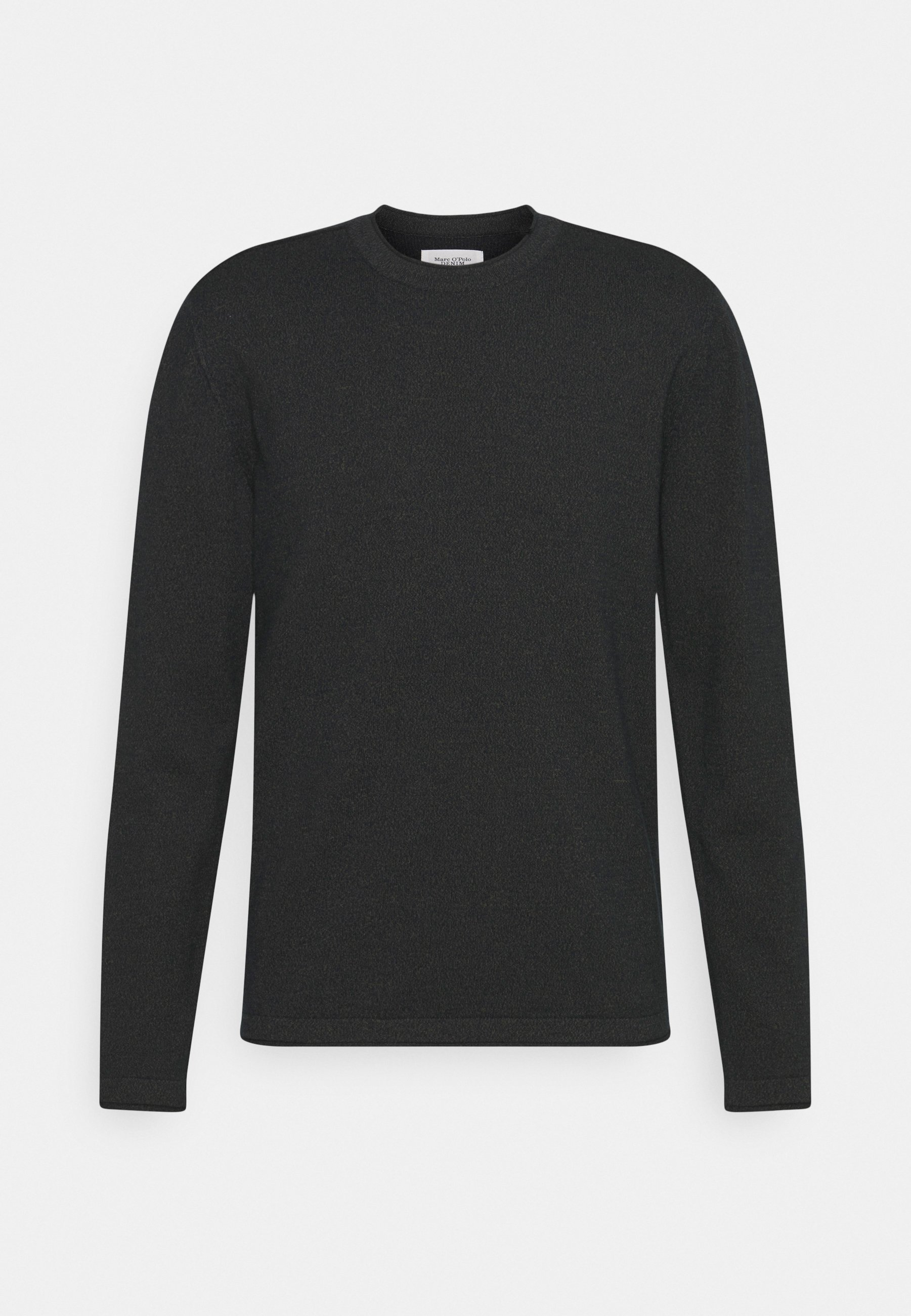 Homme LONG SLEEVE CREW NECK STRUCTURE CHANGE ON THE BACK - Pullover