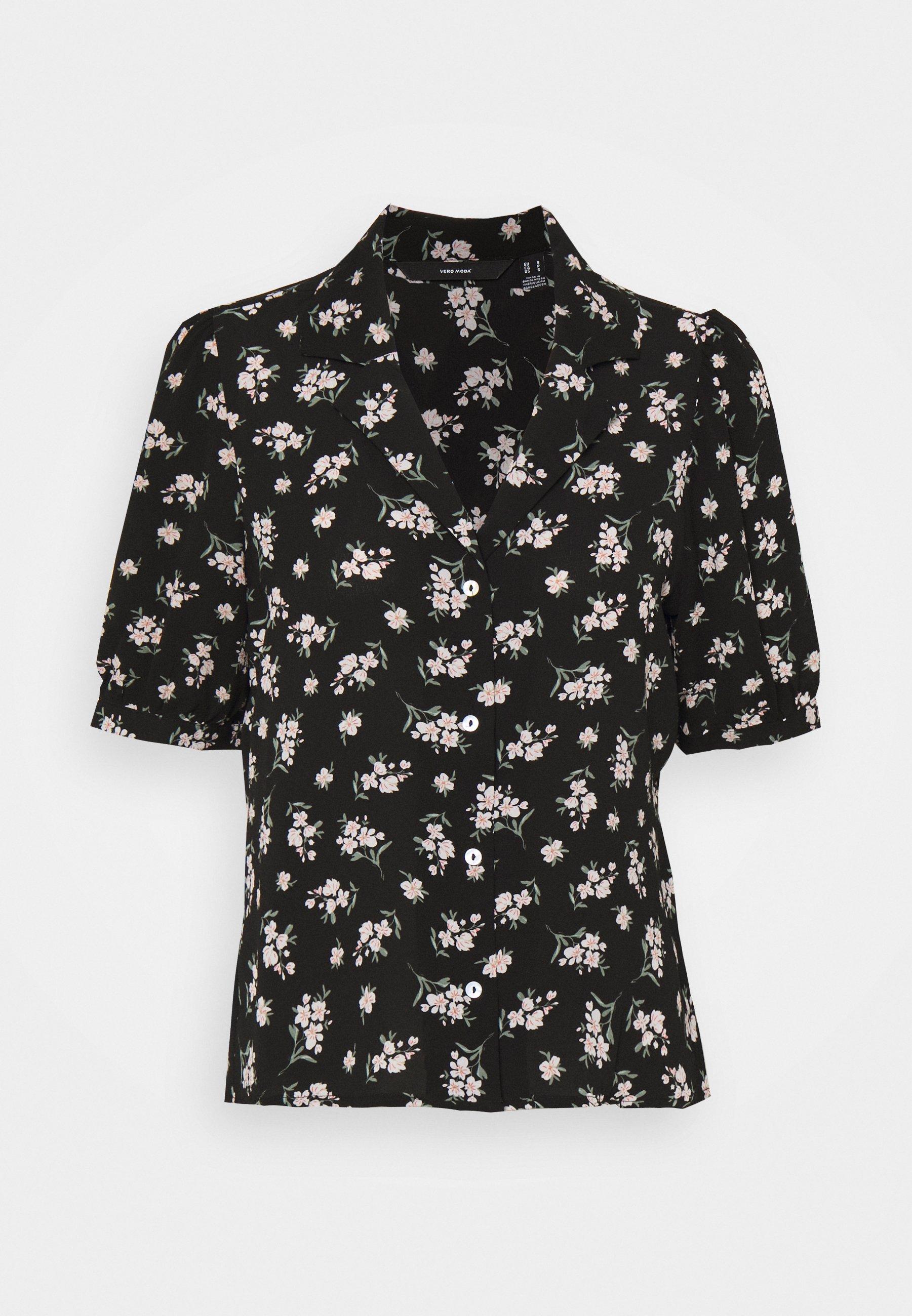 Women VMSAGA - Button-down blouse