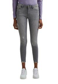 edc by Esprit - Jeans Skinny Fit - mottled grey - 5