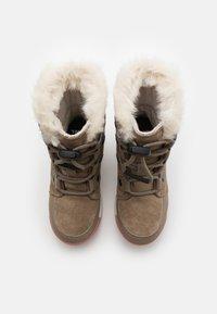 Sorel - YOUTH WHITNEY  - Winter boots - khaki - 3