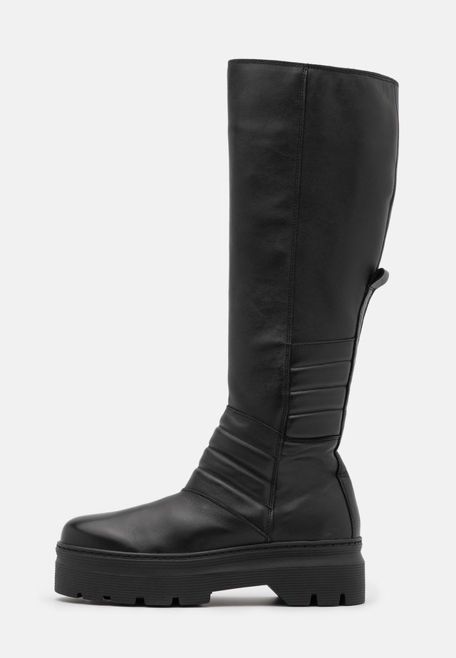 MARGHERITA - Boots - black garda