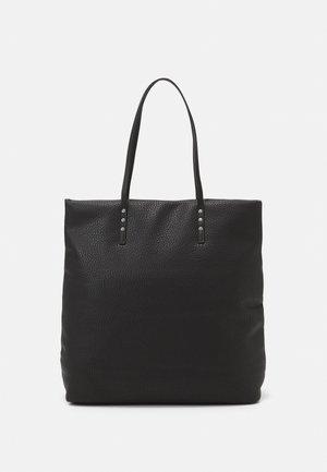 CASUAL SHOPPER - Tote bag - black