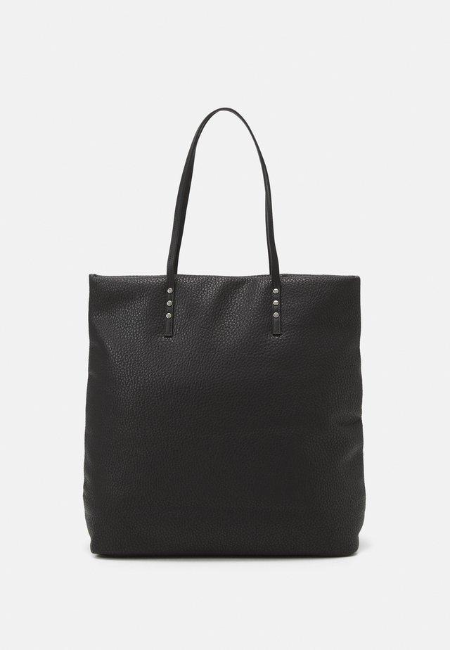 CASUAL SHOPPER - Bolso shopping - black