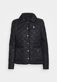 BARN JACKET - Light jacket - black