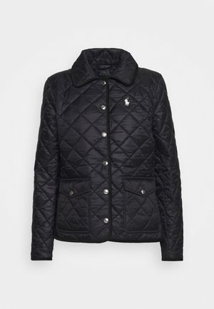 BARN JACKET - Light jacket - black
