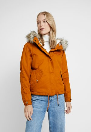 ONLOREO - Light jacket - pumpkin spice