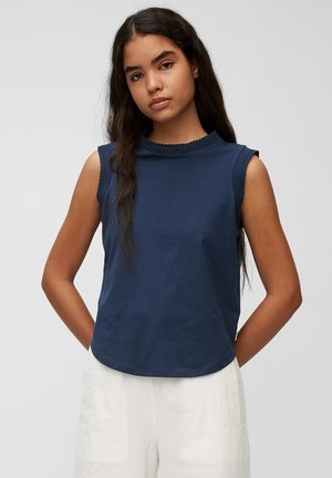 Débardeur - dress blue
