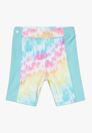 GIRLS  - Collant - rainbow/light blue