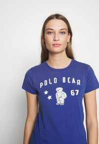 Polo Ralph Lauren - T-shirt imprimé - royal navy - 3