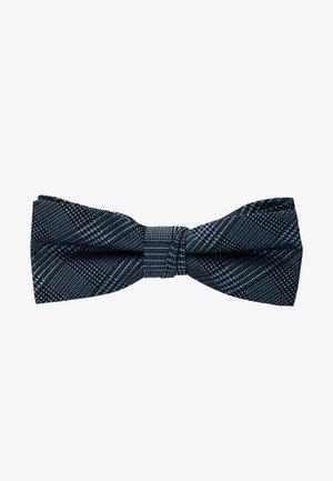 HABERDASHER PLAID BOWTIE - Pajarita - light blue