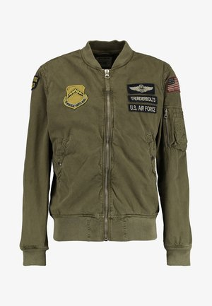 CLAY - Bomber Jacket - khaki
