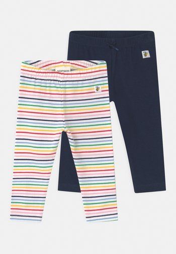 COLOUR UP MY LIFE 2 PACK - Leggings - Trousers - multi-coloured