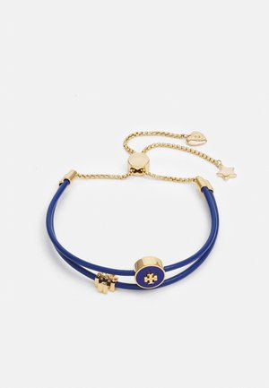 KIRA SLIDER BRACELET - Rannekoru - gold-coloured/nautical blue