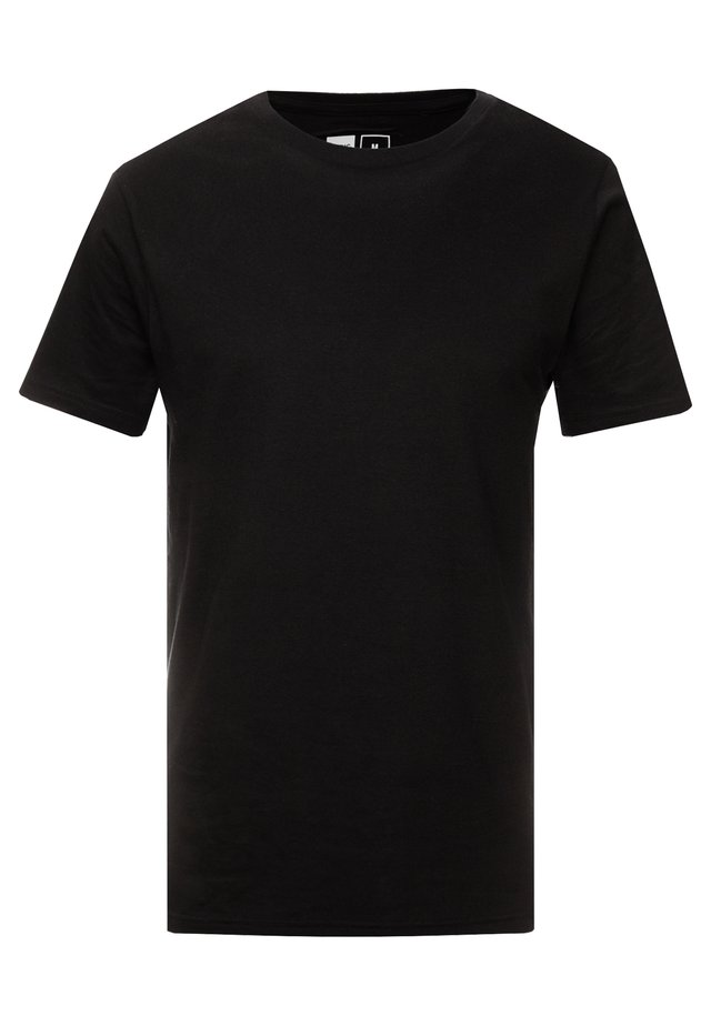 STOCKHOLM - T-shirts basic - black