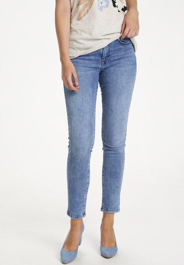 MOLLYSZ  - Jeans Skinny Fit - light blue denim