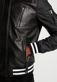 Be Edgy - BESASCHA - Leather jacket - black - 6