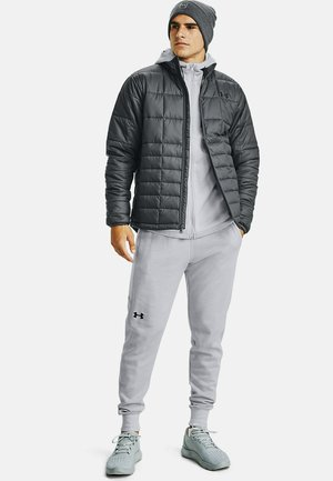 Winter jacket - pitch gray