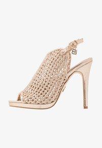 Laura Biagiotti - Sandaler med høye hæler - star light gold - 1